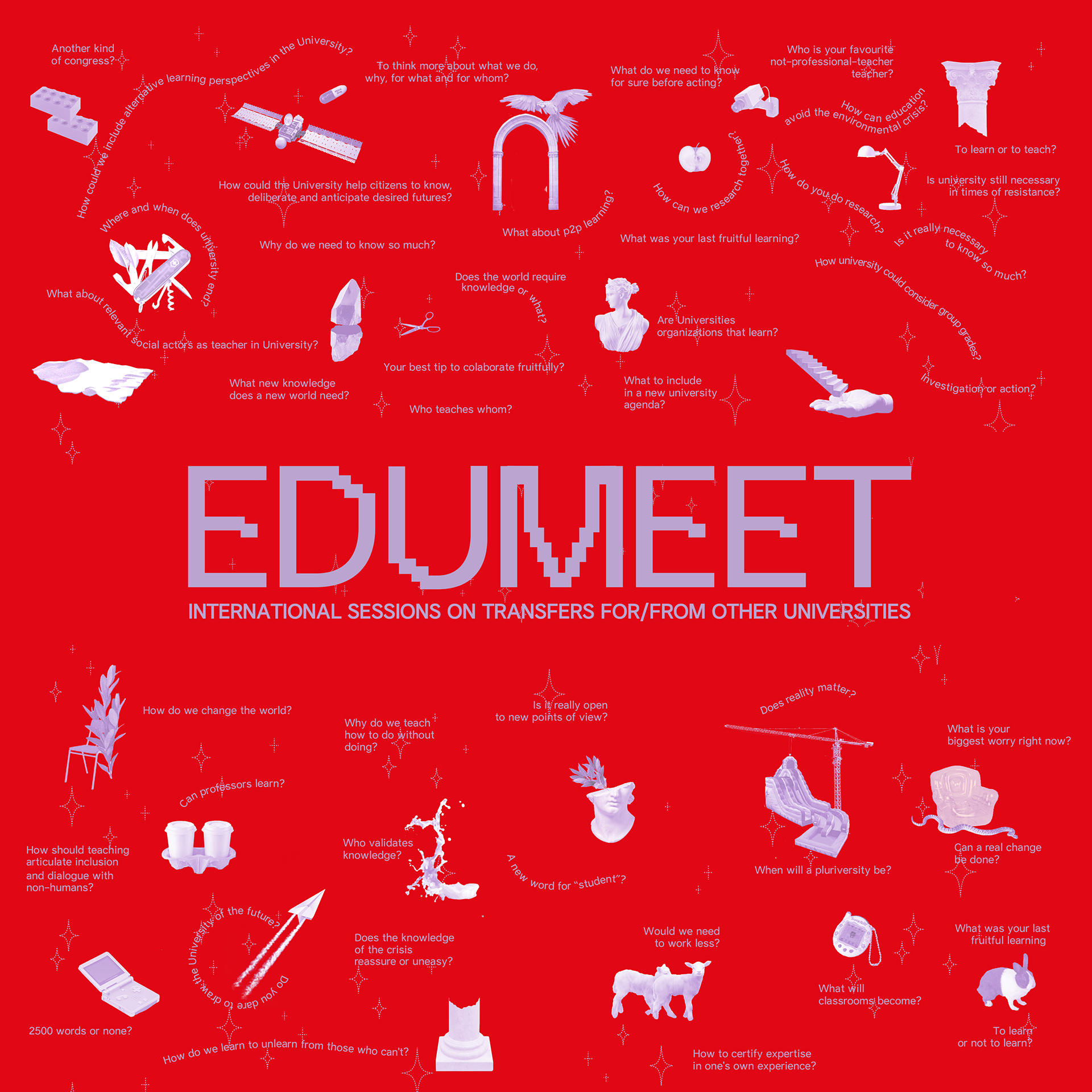 EDUMEET 2021 SESSIONS